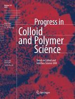 Trends in Colloid and Interface Science XXIII
