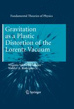 Gravitation as a Plastic Distortion of the Lorentz Vacuum