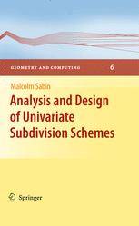 Analysis and Design of Univariate Subdivision Schemes