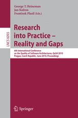 Research into Practice – Reality and Gaps