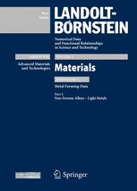 Part 2: Non-ferrous Alloys - Light Metals
