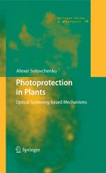 Photoprotection in Plants