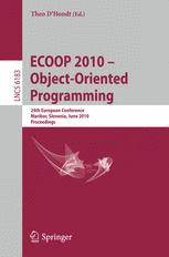 ECOOP 2010 – Object-Oriented Programming