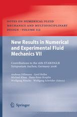 New Results in Numerical and Experimental Fluid Mechanics VII