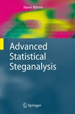 Advanced Statistical Steganalysis