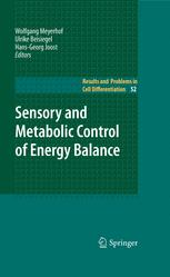 Sensory and Metabolic Control of Energy Balance