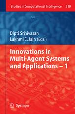 Innovations in Multi-Agent Systems and Applications - 1