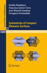 Symmetries of Compact Riemann Surfaces