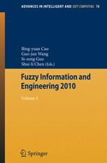 Fuzzy Information and Engineering 2010