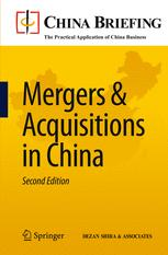 Mergers & Acquisitions in China