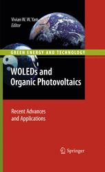 WOLEDs and Organic Photovoltaics