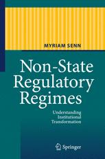 Non-State Regulatory Regimes