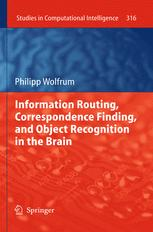 Information Routing, Correspondence Finding, and Object Recognition in the Brain