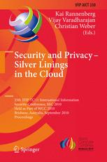 Security and Privacy – Silver Linings in the Cloud