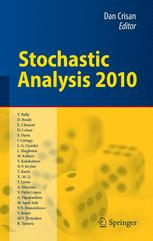 Stochastic Analysis 2010