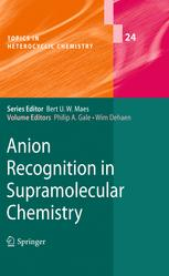 Anion Recognition in Supramolecular Chemistry