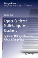 Copper-Catalyzed Multi-Component Reactions