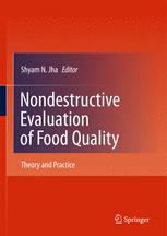 Nondestructive Evaluation of Food Quality