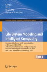 Life System Modeling and Intelligent Computing