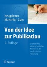 Von der Idee zur Publikation