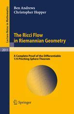 The Ricci Flow in Riemannian Geometry