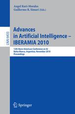 Advances in Artificial Intelligence – IBERAMIA 2010