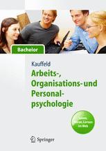 Arbeits-, Organisations- und Personalpsychologie