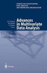 Advances in Multivariate Data Analysis