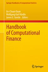 Handbook of Computational Finance