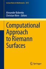 Computational Approach to Riemann Surfaces