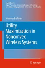Utility Maximization in Nonconvex Wireless Systems