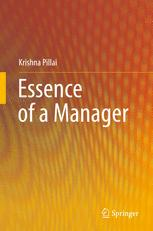 Essence of a Manager