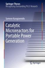Catalytic Microreactors for Portable Power Generation