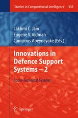 Innovations in Defence Support Systems -2
