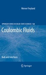 Coulombic Fluids