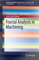 Fractal Analysis in Machining