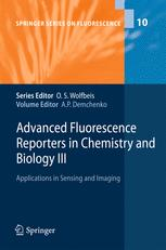 Advanced Fluorescence Reporters in Chemistry and Biology III
