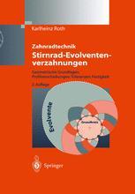 Zahnradtechnik Stirnrad- Evolventenverzahnungen