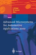 Advanced Microsystems for Automotive Applications 2000
