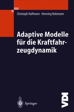Adaptive Modelle für die Kraftfahrzeugdynamik