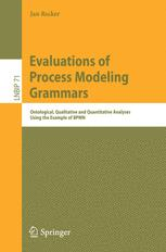 Evaluations of Process Modeling Grammars