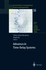 Advances in Time-Delay Systems