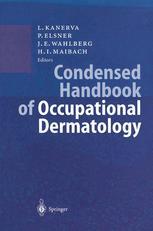 Condensed Handbook of Occupational Dermatology