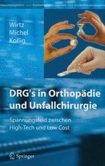 DRG's in Orthopädie und Unfallchirurgie