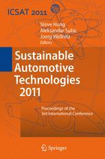 Sustainable Automotive Technologies 2011