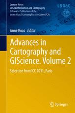 Advances in Cartography and GIScience. Volume 2