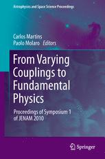 From Varying Couplings to Fundamental Physics