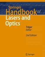 Springer Handbook of Lasers and Optics
