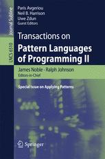 Transactions on Pattern Languages of Programming II