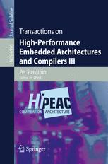 Transactions on High-Performance Embedded Architectures and Compilers III
